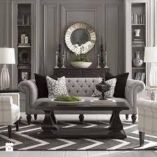 45 Elegant Black Living Room Furniture Ideas