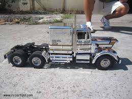 √ Rc Semi Trucks And Trailers, Tamiya Freightliner Cascadia Evolution
