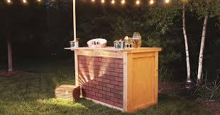 outdoorküche selber bauen diy academy