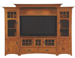 Image Of Rustic Entertainment Centers