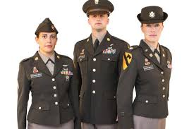 Army Close to Finalizing Pinks and Greens Uniform for All Sol rs