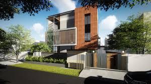 100 Cube House Design Corten Ghaziabad Uttar Pradesh By Studio 105