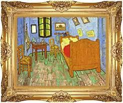 Vincent Van Gogh Vincent s Bedroom at Arles Canvas Prints and