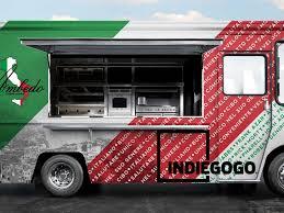 100 Italian Food Truck Ambedo Cuisine Indiegogo