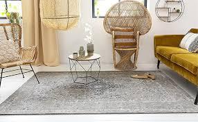 lifa living 160 x 230 cm vintage teppich für wohnzimmer und