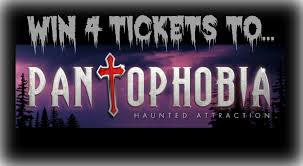 Pumpkin Farms In Nj by Win Four Tickets To Pantophobia Haunted Attraction Things To Do