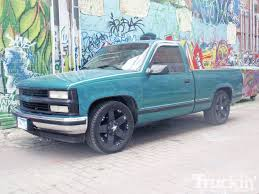 100 1995 Chevy Truck Readers Rides Number 9 Custom S In Magazine