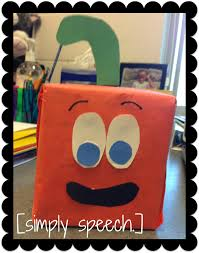 Spookley The Square Pumpkin Book Cover by Simply Speech October 2012