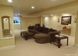 Paint Color Ideas For Basement Family Room