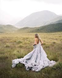 Romantic Carol Hannah Wedding Gown