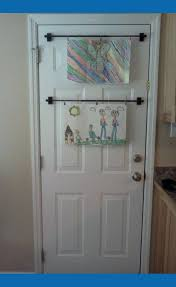Sidelight Curtain Rods Magnetic by Using The Magnetic Curtain Rods On Your Metal Doors And Windows