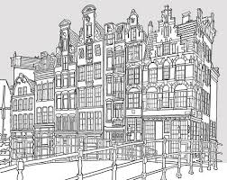 Fantastic Cities Is An Architecture Themed Coloring Book For A