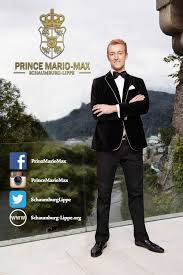 WHO IS PRINCE MARIO MAX SCHAUMBURG LIPPE BlogProcess
