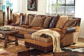 Would Make A Great Family Room Western Look