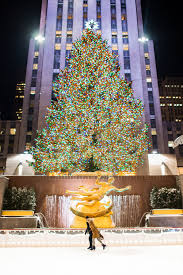 Rockefeller Plaza Christmas Tree Lighting 2017 by Rockefeller Christmas Tree Proposal At The Skating Rink Ash Fox