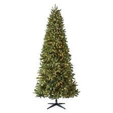 9 Foot Tuscany Pre Lit Multi Function Lights Christmas Tree