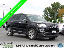 Pre-Owned 2017 Ford Explorer Limited Sport Utility In Sandy #S5138 ... Used Truck Sales Top 31000 Transport Topics Work Trucks And Vansutility Inventory Pa Preowned Cars Vans Suvs Fairless Utility Service For Sale On Cmialucktradercom Ford F 150 Premier Vehicles For Near Lumberton New Commercial Parts Repair History Of Bodies Garys Auto Sneads Ferry Nc Intertional Wwwtopsimagescom Sign Central Wraps Tank