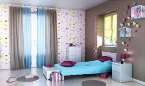 chambre de fille de 8 ans idee deco chambre fille et gris