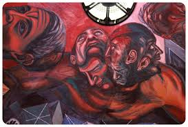 Denver Airport Murals Painted Over by Tequila Art And Mariachis Experiencing The Real Mexico In