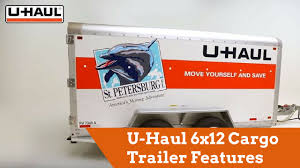 U-Haul 6x12 Cargo Trailer Features - YouTube Uhaul Grand Wardrobe Box Rent A Moving Truck Middletown Self Storage Pladelphia Pa Garbage Collection Service U Haul Quote Quotes Of The Day Rentals Ln Tractor Repair Inc Illinois Migration And Economic Crises Revealed In 2014 Everything You Need To Know About Renting Nacogdoches Medium Auto Transport Rental Towing Trailers Cargo Management Automotive The Home Depot