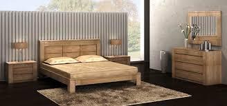 chambre bois massif contemporain contemporain chambre en bois massif ensemble meubles for figaro 2