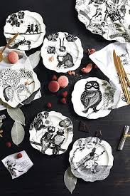 canapé scoop but masquerade canape plate from anthropologie com discontinued but