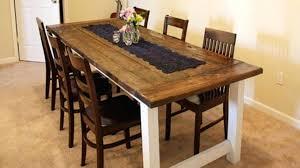Dining Room Table Plans Farmhouse