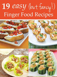 Finger Food Recipes Perfect For Outdoor BBQs And