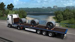 KRONE Trailer Pack Releases For Euro Truck Simulator 2 - Team VVV