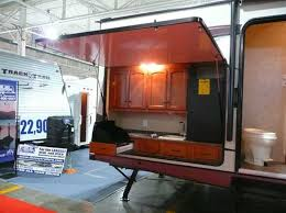 Small Motorhomes Design Modern Kitchen For Travel Trailers
