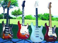 SRV Guitar Collection Auction Strat O Blogster Blog