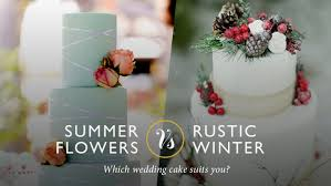 Which Wedding Cake Suits You