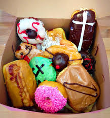 Disney Store Scares Up An by Zombee Donuts Scares Up Themed Pastries Church Opens Space To A