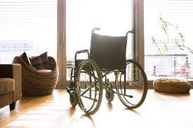 kein anspruch auf behindertengerechte
