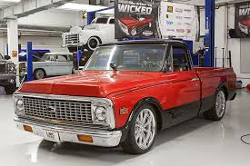 100 Lnc Truck She Runs 1972 Chevy Week To Wicked LMC C10 Nats Giveaway Is Ready
