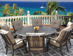 Barbados Cushion Outdoor Patio 9pc Dining Set For 8 Person With 71 ... Bella All Weather Wicker Patio Ding Set Seats 6 Maribella White Modern Outdoor Eurway Marquesas 7pc Tortuga Polywood La Casa Cafe Commercial Collections 5piece Wrought Iron Fniture 4 12 Seater Table Kf87 Roccommunity Tommy Bahama Misty Garden French Country Glass Top Metal Roundup Emily Henderson Signature Design By Ashley Marsh Creek 7piece Dublin Ireland Lisbon 220cm 8 Seat Catalina Chairs Temple Webster