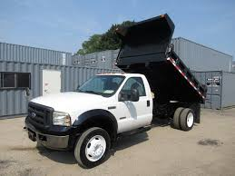 100 Dump Trucks For Rent 2006 D F550 11ft Truck With New Godwin 184U Body A56354