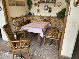 zu verschenken sitzecke tisch eckbank stuhl in bayern