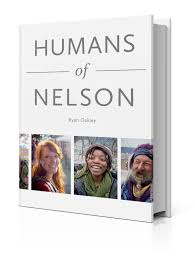Humans Of Nelson Hardcover Book (Use Coupon Code