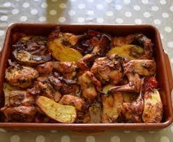 comment cuisiner un lievre lapin rôti au four qui cuit tout seul recette de lapin rôti au