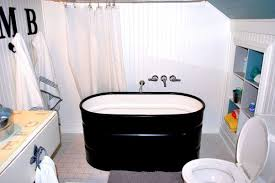 galvanized bath tubs 15 gallon wash tub amazing project on