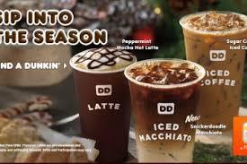 Dunkin Donuts Pumpkin Spice Latte Caffeine by Dunkin Donuts Iced Pumpkin Macchiato Review Fast Food Geek
