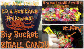 Healthy Halloween Candy Tips by Connect The Dots Ginger October 2014