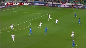 100 Zahavi Eran Goal Machine Israeli Striker Scores Goal