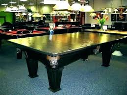 Dining Pool Table Combinations Outstanding Combo