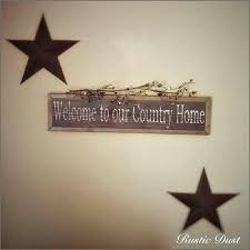 Barn Board Welcome To Our Country Home