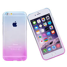 Phone Cover for iPhone 6 6s Transparent case Gra nt Color Design