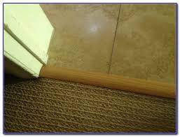 Carpet To Tile Transition Strip On Concrete by Carpet Transition Strip U2013 Glorema Com