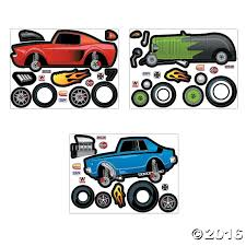 Race Car Sticker Scene Kits - 12 Pk Party Supplies Canada - Open A Party Monster Trucks Wall Stickers Online Shop Truck Decal Vinyl Racing Car Art Blaze The Machines A Need For Speed Sticker Activity Book Cars Motorcycles From Smilemakers Crew Wild Run Raptor Monster Spec And New Stickers Youtube Build Rc 110 Energy Ken Block Drift Self Mutt Dalmatian Pack Jam Rockstar Sheets Get Me Fixed And Crusher Super Tech Cartoon By Mechanick Redbubble Ford Decals Australia
