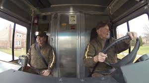 UPS Driver Delivers 51 Years Of Accident-free Packages